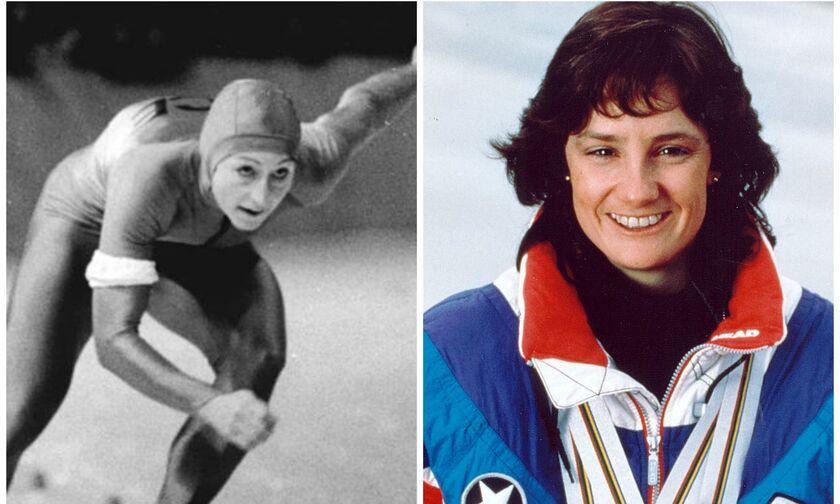 Έγραψαν ιστορία με μετάλλια σε θερινούς και χειμερινούς Ολυμπιακούς Αγώνες