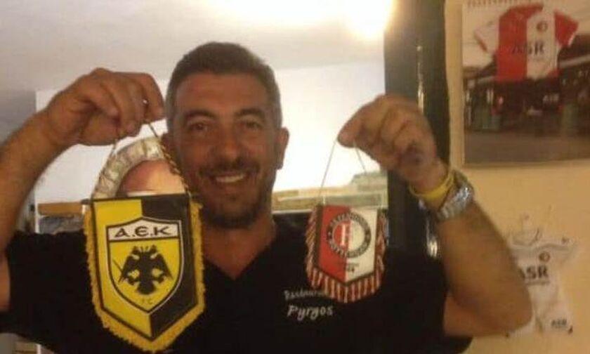 Πένθος στον ΠΑΝΟΜ, πέθανε ο πρώην αρχηγός της ομάδας Χρήστος Εργαζάκης