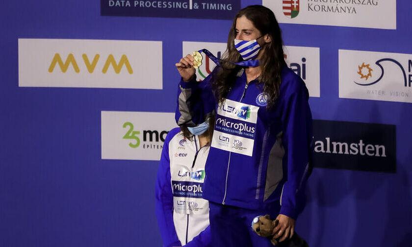 Ολυμπιακοί Αγώνες 2020: Ντουντουνάκη: «Δεν θα ήθελα να υποσχεθώ πολλά»