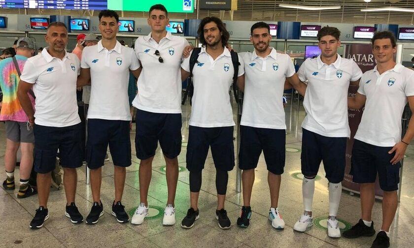 Έφυγαν για Τόκιο έξι κολυμβητές μας, μέσα και ο Εγγλεζάκης (pics)
