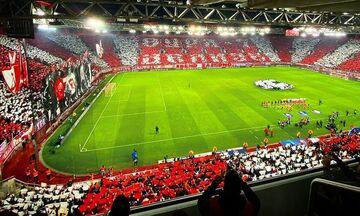 Champions League: Ο Ολυμπιακός με τον νικητή του Μούρα – Λουντογκόρετς, εφόσον περάσει τη Νέφτσι