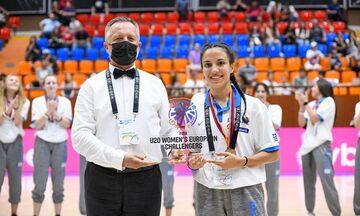 Εθνική Νέων Γυναικών: MVP η Καρακασίδου! (vid)