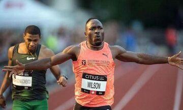 Στίβος: Ρεκόρ Ευρώπης στα 100 μέτρα ο Άλεξ Γουίλσον