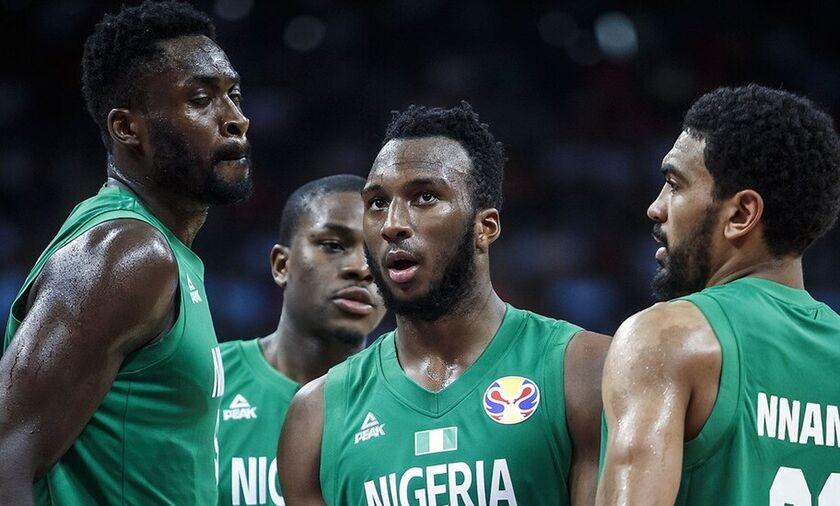 Με 8 NBAers η 12άδα της Νιγηρίας!