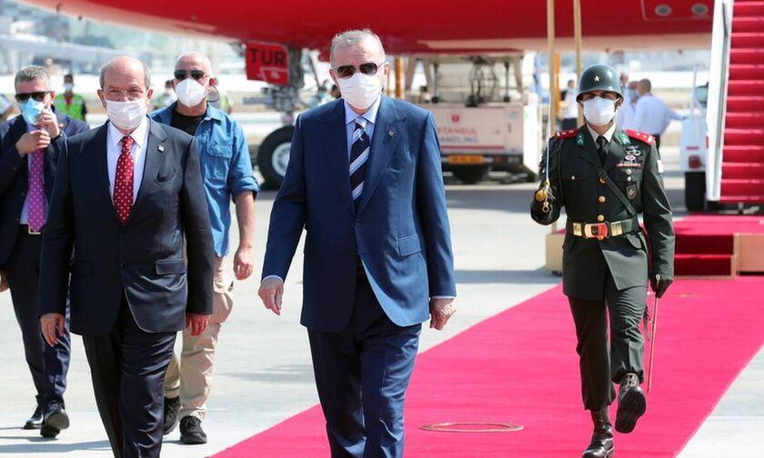 Κύπρος: Ερντογάν - Τατάρ ανακοίνωσαν άρση στρατιωτικού καθεστώτος σε τμήμα της Αμμοχώστου