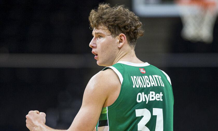 Γιοκουμπάιτις: Κανονικά στο Draft, δίλημμα NBA ή Μπαρτσελόνα