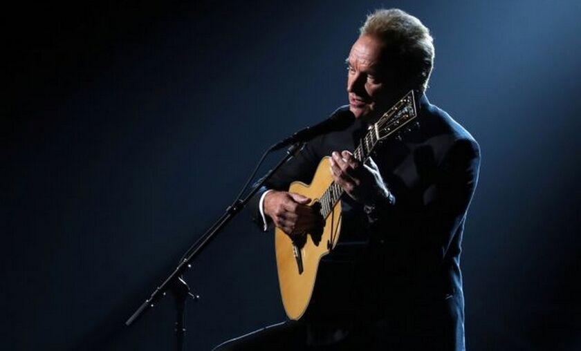 Sting: Eρχεται στην Ελλάδα για δύο συναυλίες στο Ηρώδειο