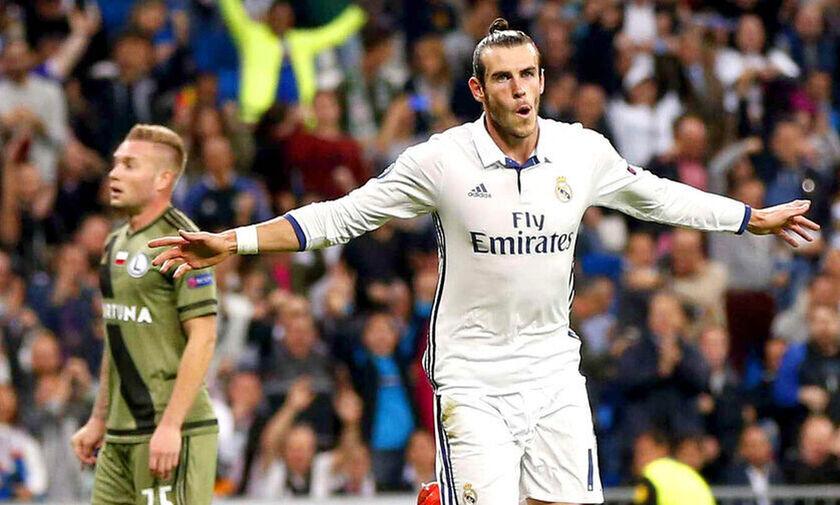 Ρεάλ Μαδρίτης: Με Μπέιλ τη νέα σεζόν οι «μερένγκες»