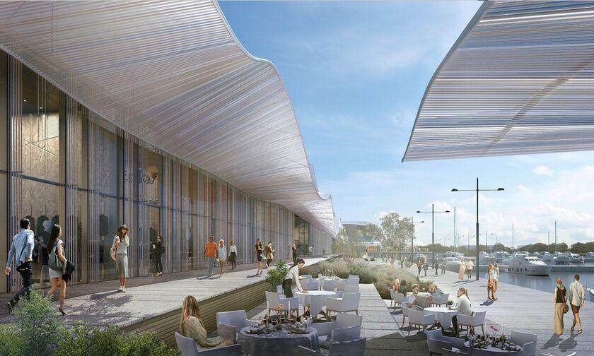 Ελληνικό: Έτσι θα γίνει το παραλιακό μέτωπο - Αυτή θα είναι η Marina Galleria (vid-pics)