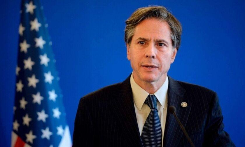 Μπλίνκεν: Οι ΗΠΑ θα ζητήσουν την έντονη αντίδραση του ΣΑ του ΟΗΕ για το άνοιγμα των Βαρωσίων