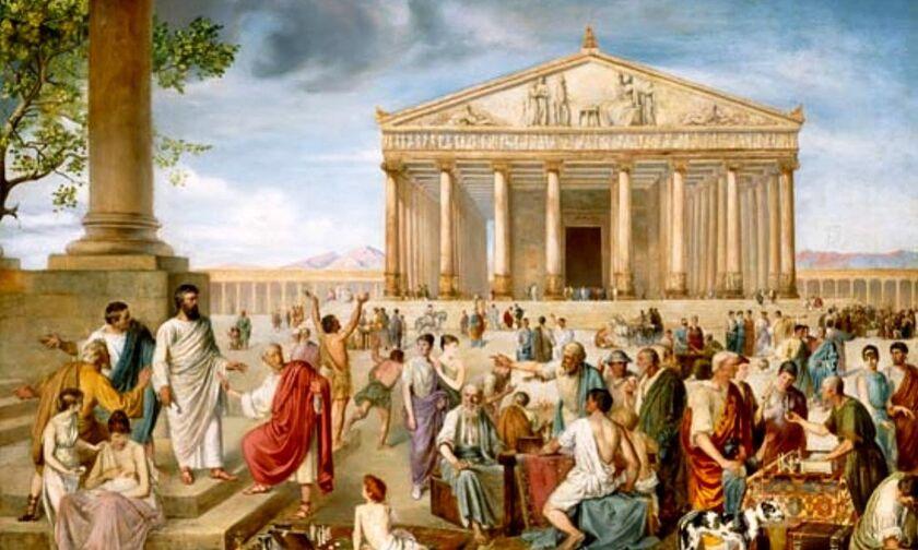 Η μανία για δόξα και ο Ναός της Αρτέμιδος στην Έφεσο