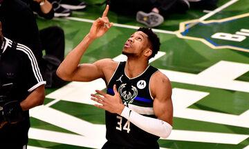 Γιάννης Αντετοκούνμπο: Το έπος του στους NBA Finals σε αριθμούς!