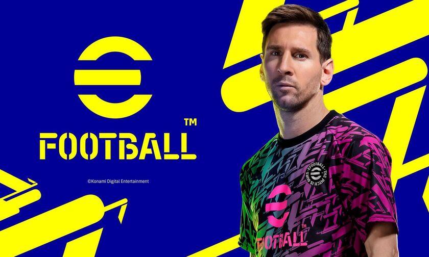 eFootball: Το... PES 2022 με νέο όνομα και εντελώς δωρεάν! (vid)