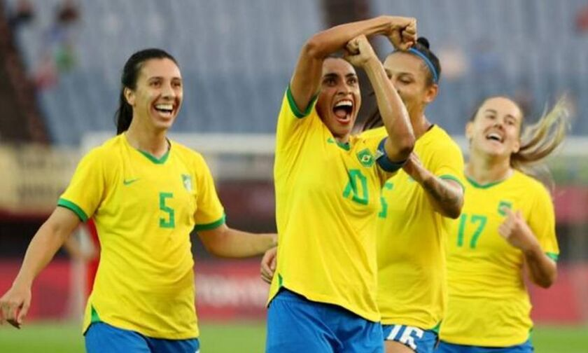Ολυμπιακοί Αγώνες 2020: Με το δεξί Βραζιλία και Μεγάλη Βρετανία