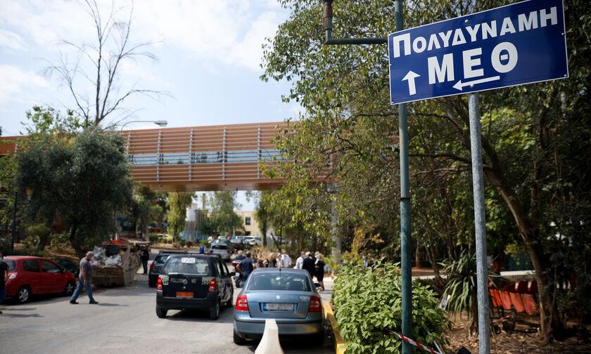 Εγκαινιάστηκε η καινούρια πεζογέφυρα στο νοσοκομείο Σωτηρία