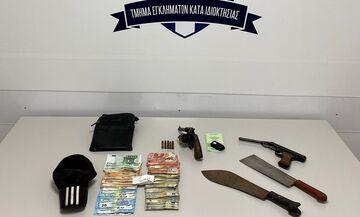 Περιστέρι: Συνελήφθησαν δύο ληστές τράπεζας - Δραπέτης ο ένας