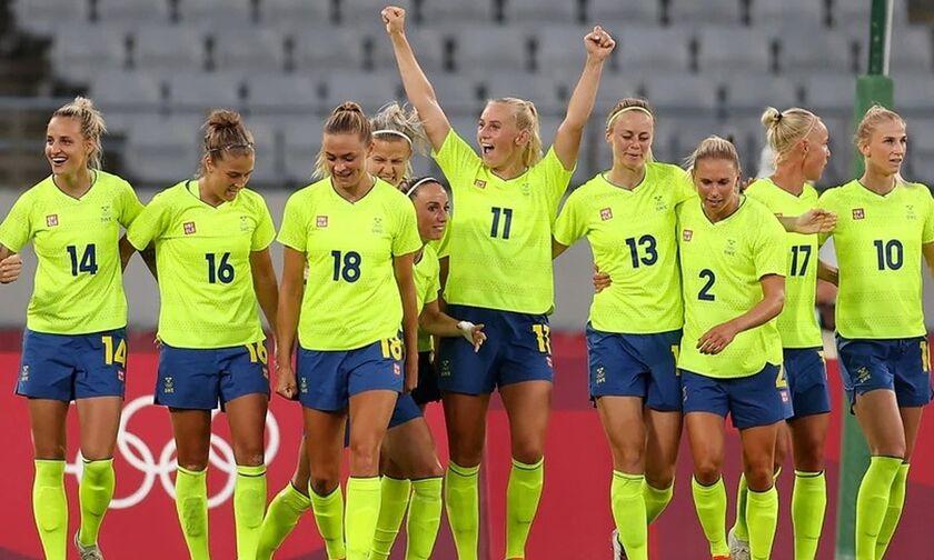 Μεγάλες νίκες για Βραζιλία, Ολλανδία, Σουηδία στο ποδόσφαιρο γυναικών