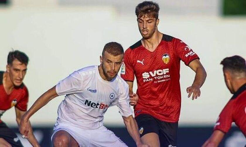 Βαλένθια – Ατρόμητος 3-0: Δεύτερη ήττα στην Ισπανία