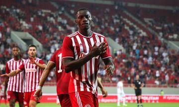 Ολυμπιακός-Νέφτσι 1-0: Ο Καμαρά τα έκανε όλα (highlights)