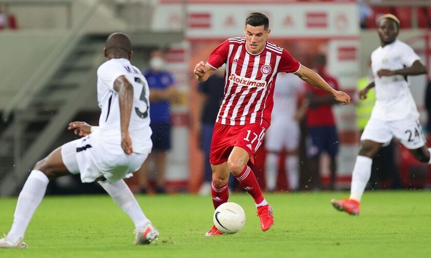 Ολυμπιακός - Νέφτσι 1-0: Τα highlights της αναμέτρησης