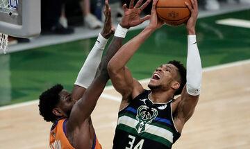Μπακς - Σανς: Το Game 6 είχε υψηλότερη τηλεθέαση από κάθε αγώνα NBA τα τελευταία δύο χρόνια!