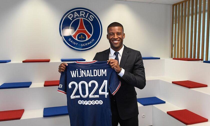 Βαϊνάλντουμ: «Eίμαι ένας παίκτης που θέλει να κερδίζει»