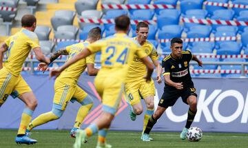 Αστάνα-Άρης 2-0: Με μισή ώρα μπάλα, δεν προκρίνεσαι...(highlights)
