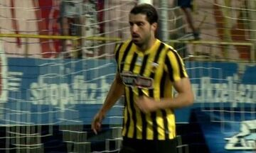 Βελέζ - ΑΕΚ 2-1: Τα γκολ και οι καλύτερες φάσεις της αναμέτρησης