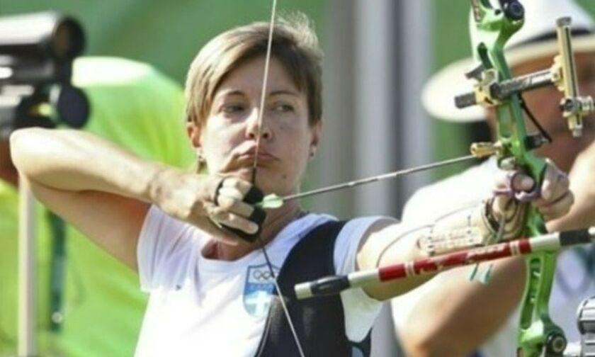 Ολυμπιακοί Αγώνες 2020: Στον γύρο των νοκ-άουτ του ατομικού της τοξοβολίας γυναικών η Ψάρρα