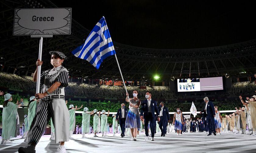 Ολυμπιακοί Αγώνες 2020: Όλα όσα έγιναν στην τελετή έναρξης (vid)