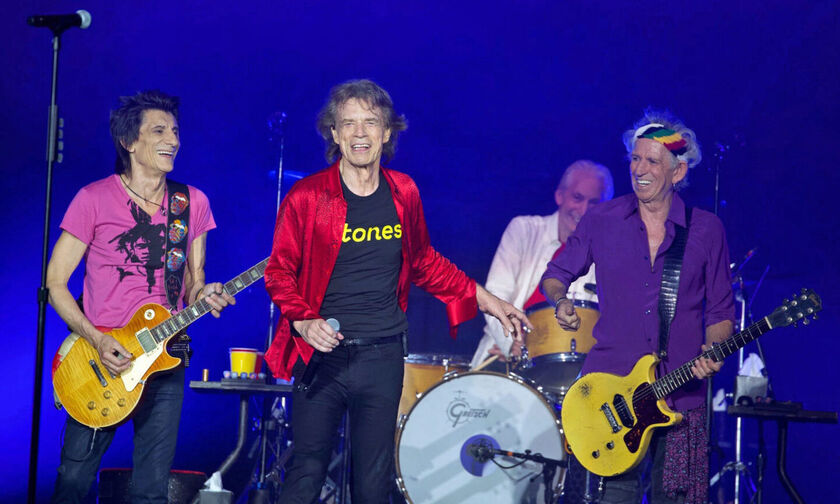 Rolling Stones: Τον Σεπτέμβριο ξεκινάει η περιοδεία τους στις ΗΠΑ