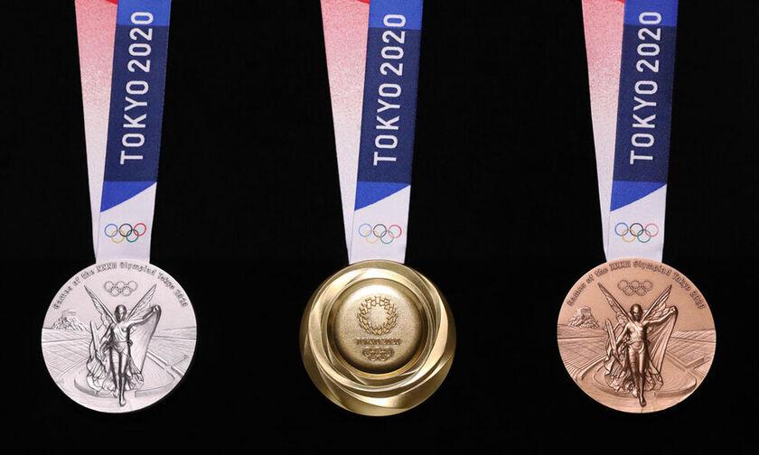 Ολυμπιακοί Αγώνες 2020: Τα μετάλλια - Προσπέρασαν την Κίνα οι ΗΠΑ, η θέση της Ελλάδας