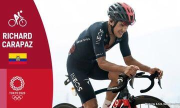 Ολυμπιακοί Αγώνες 2020: Νικητής ο Καραπάζ, 63ος ο Τζωρτζάκης στην ποδηλασία δρόμου