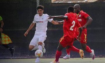 Ατρόμητος: Βαριά ήττα στην Ισπανία και από την Χετάφε (3-0)