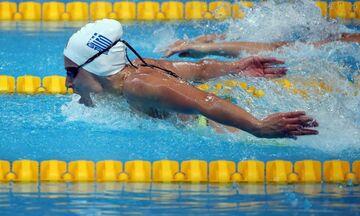 Ολυμπιακοί Αγώνες 2020: Στα ημιτελικά των 100μ. πεταλούδα η Ντουντουνάκη