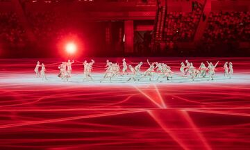 Tηλεθέαση: Ψηλά η τελετή έναρξης των Ολυμπιακών Αγώνων