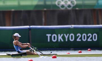 Ολυμπιακοί Αγώνες 2020: Πρόκριση στα ημιτελικά του απλού σκιφ για Κυρίδου