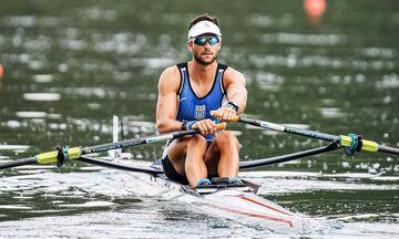 Ολυμπιακοί Αγώνες 2020: Στα ημιτελικά του απλού σκιφ ο Ντούσκος