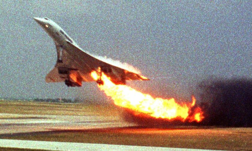 Το αεροπλάνο που δεν πρόλαβε να πετάξει