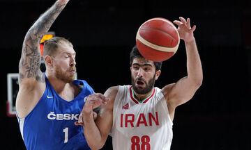 Ολυμπιακοί Αγώνες 2020: Πρεμιέρα με νίκη η Τσεχία, 84-78 το Ιράν