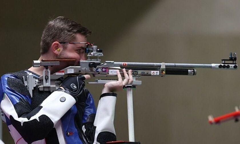 Ολυμπιακοί Αγώνες 2020: Χρυσό και ρεκόρ ο Σάνερ στη σκοποβολή στα 10μ. αεροβόλου τουφεκιού