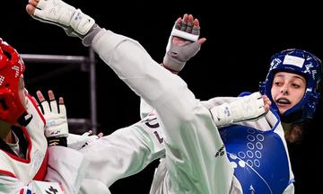 Ολυμπιακοί Αγώνες 2020: Ήττα και αποκλεισμός για την Τζέλη στα ρεπεσάζ