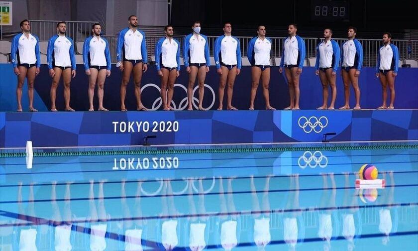 Ολυμπιακοί Αγώνες 2020: Ελλάδα - Ουγγαρία και Σερβία - Ισπανία οι ημιτελικοί (4/8)