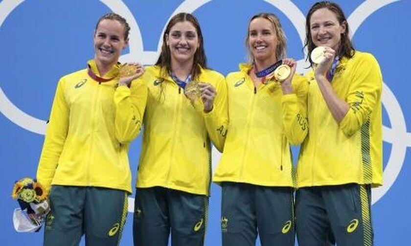 Ολυμπιακοί Αγώνες: «Πράσινο φως» η ΔΟΕ για αφαίρεση της προστατευτικής μάσκας για 30'' στο πόντιουμ!