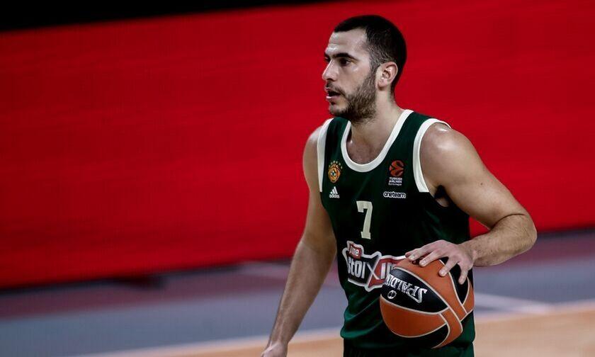 Παναθηναϊκός: Ανανέωσε ο Μποχωρίδης με μονοετές συμβόλαιο