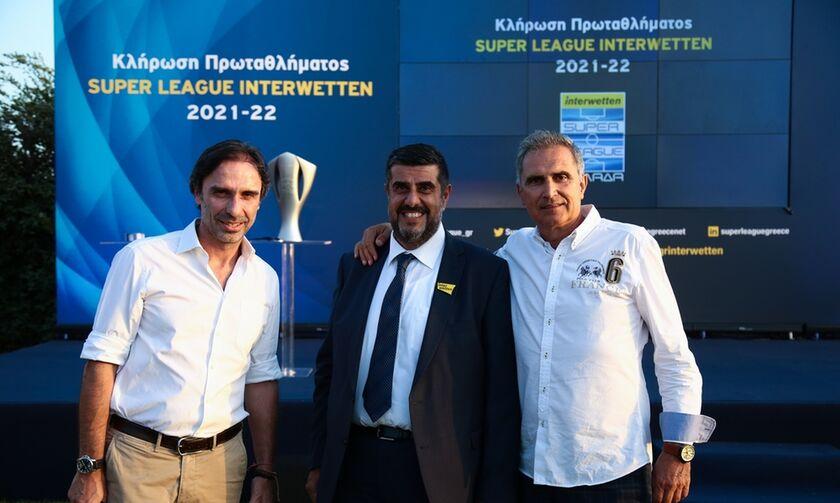 Αναλυτικά το πρόγραμμα της Super League (2020-2021)
