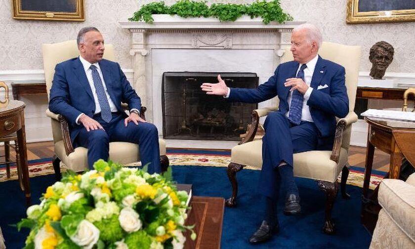 ΗΠΑ: Τέλος της «αποστολής μάχης» στο Ιράκ που κράτησε 18 χρόνια!