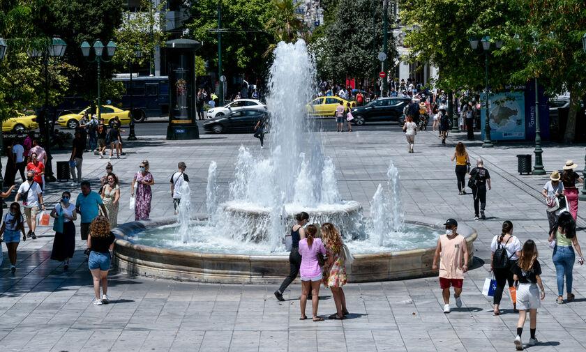 Καύσωνας: Ανοίγει κλιματιζόμενες αίθουσες ο Δήμος Αθηναίων