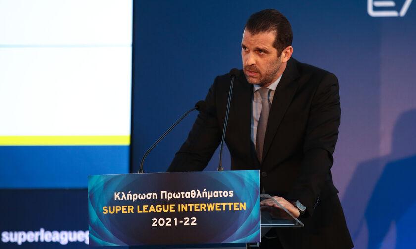 Λεωνίδας Μπουτσικάρης: «Με καλή πίστη και ρεαλισμό θα λυθεί το θέμα των τηλεοπτικών δικαιωμάτων»