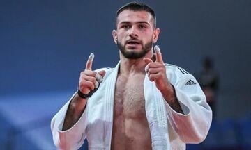 Ολυμπιακοί Αγώνες 2020: Αποκλείστηκε ο Ντανατσίδης στο Τζούντο
